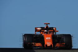 Stoffel Vandoorne, McLaren MCL32 with aero sensor