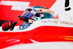 Nyck De Vries, PREMA Racing