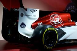 Präsentation: Alfa Romeo/Sauber
