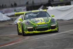 Gianluca Carboni, Porsche 911 GT3 Cup, Dinamic Motorsport