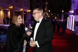 Julia Piquet interviewe Ross Brawn, directeur de la compétition du Formula One Group