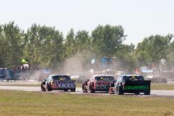 Mathias Nolesi, Nolesi Spirit Team Ford, Juan Manuel Silva, Catalan Magni Motorsport Ford, Jose Savino, Savino Sport Ford