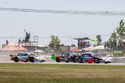 Jose Savino, Savino Sport Ford, Sebastian Diruscio, UR Racing Dodge, Mathias Nolesi, Nolesi Spirit Team Ford