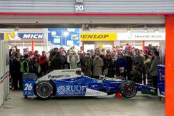 День благодарения в Honda Racing