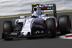 Susie Wolff, Williams FW37