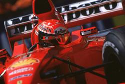 Michael Schumacher, Ferrari F2000