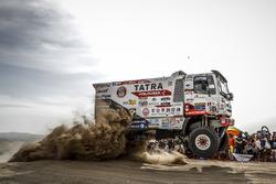 Мартин Коломы, Йиржи Стросс и Ростислав Плны, Tatra Buggyra Racing (№505)