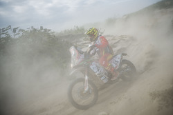 Вальтер Носилья Ягер, HT Rally Raid Husqvarna Racing, KTM 450 Rally (№55)