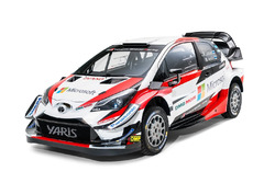 Toyota Yaris WRC unveil