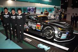 K-tunes Racing参戦発表