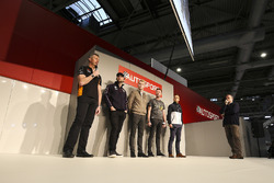 Gordon Shedden, Matt Neal, Andrew Jordan, Colin Turkington and Ashley Sutton talk to Henry Hope-Frost on the Autosport Stage