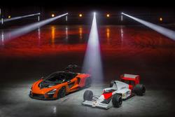 McLaren Senna és az MP4/5