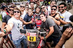 #47 Monster Energy Honda Team: Кевін Бенавідес та фанати