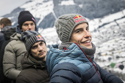 Red-Bull-Stars in Kitzbühel