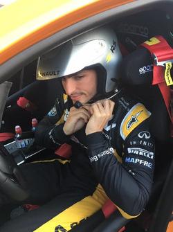 Carlos Sainz al debutto nel WRC