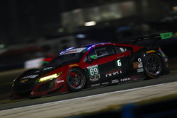 Чад Гилсингер, Райан Иверсли, Шон Рейхолл, Джон Фальб, HART Acura NSX GT3 (№69)