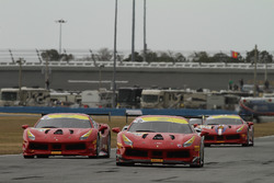 #130 Ferrari of Tampa Bay Ferrari 488: Luis Perusquia