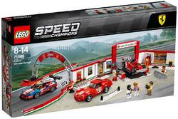 Презентация Lego Speed Champions 2018