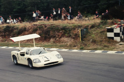 Mike Spencer, Phil Hill, Chaparral 2F-Chevrolet