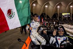 Абрахам Кальдерон та Мемо Рохас - команда Мексики