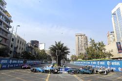Alex Lynn, DS Virgin Racing Nicolas Prost, Renault e.Dams, Oliver Turvey, NIO Formula E Team, Lucas di Grassi, Audi Sport ABT Schaeffler