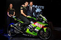Présentation Kawasaki Puccetti Racing