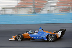 Скотт Діксон, Chip Ganassi Racing Honda тестує aeroscreen