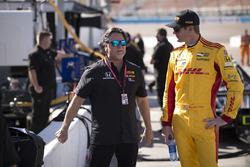 Michael Andretti, Ryan Hunter-Reay, Andretti Autosport Honda