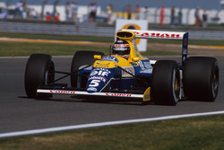 Тьерри Бутсен, Williams FW13B