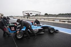 Дэвид Бекманн, Jenzer Motorsport