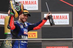 Podium: tercero, Sandro Cortese, Kallio Racing