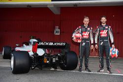 Presentación Haas F1 2018