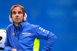 Davide Brivio, Team manager Team Suzuki MotoGP