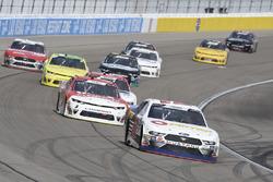 Austin Cindric, Roush Fenway Racing, Ford Mustang Pirtek, Michael Annett, JR Motorsports, Chevrolet Camaro Pilot Flying J