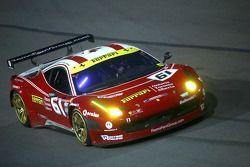 #61 R.Ferri/AIM Motorsport Racing with Ferrari Ferrari 458: Ken Wilden, Jeff Segal