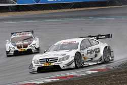 Pascal Wehrlein, Mercedes AMG DTM-Team Mücke DTM Mercedes AMG C-Coupe