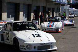 Last Factory 935 & Baby Porsche
