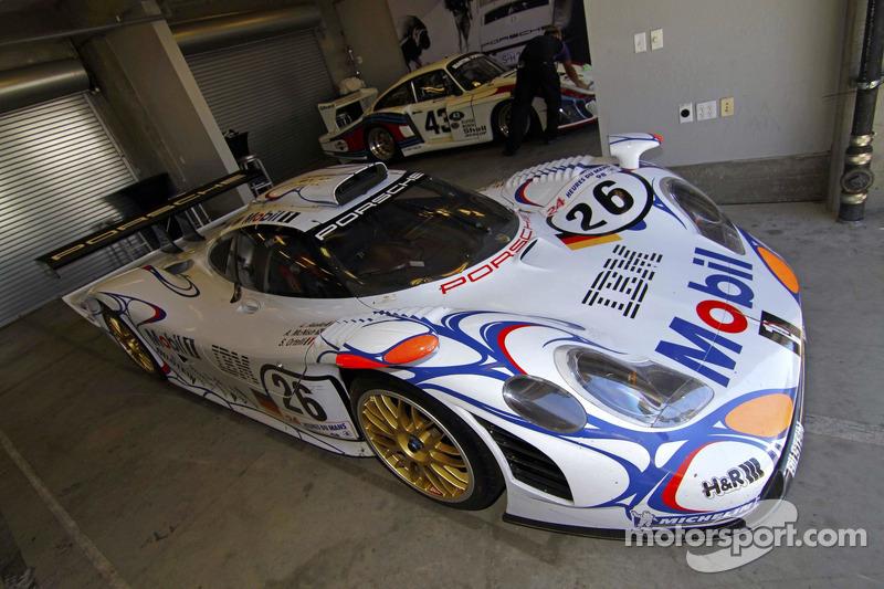 1998 Porsche GT1