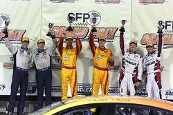 GX Winnaars Joel Miller, Tristan Nunez