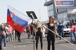 Словакия, воскресная гонка чемпионата.