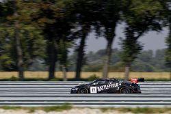 Стефан Ортелли и Лоренс Вантхор. Словакия, воскресная квалификационная гонка.