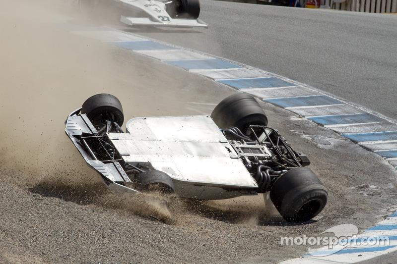 1974 Brabham BT-44 crasht