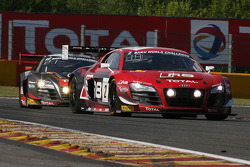 #2 Belgian Audi Club Team WRT Audi R8 LMS Ultra: André Lotterer, Christopher Mies, Frank Stippler