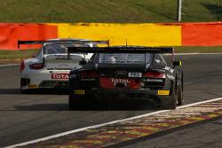 #0 Team WRT Audi R8 LMS Ultra: Niki Mayr-Melnhof, Rahel Frey, Matt Halliday