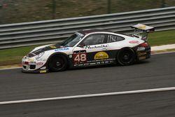 #48 Prospeed Competition Porsche 997 GT3 R: Didier Grandjean, Carl Rosenblad, Martin Rich, Mathijs H