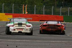 #94 SpeedLover Porsche 997 GT3 R: Jean-Michel Gerome, Wim Meulders, Rik Renanms, Philippe Richard