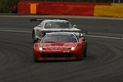 #44 Kessel Racing Ferrari 458 Italia: Davide Rigon, Cesar Ramos, Daniele Zampieri