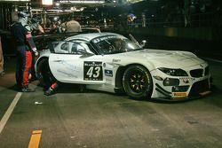 #43 ROAL Motorsport BMW Z4: Michela Cerruti, Stefano Comandini, Luca Rangoni