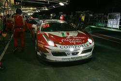 #51 AF Corse Ferrari 458 Italia: Filipe Barreiros, Peter Mann, Francisco Guedes, Cédric Mezard