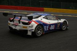 #17 Insight Racing met Flex Box: Ian Dockerill, Dennis Andersen, Martin Jensen